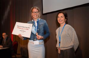 Prijs voor ijslolly bij nierinsufficiëntie